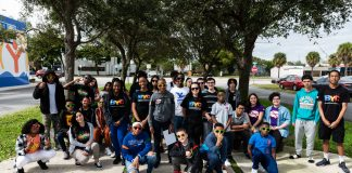 Image courtesy of Broward Youth Coalition, Memorial Healthcare Systems, Sunshine Health and HOPE South Florida
