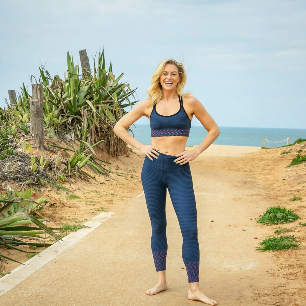 Mallory Hopes will lead the Summer Sweat series at Icebox Cafe in Hallandale Beach