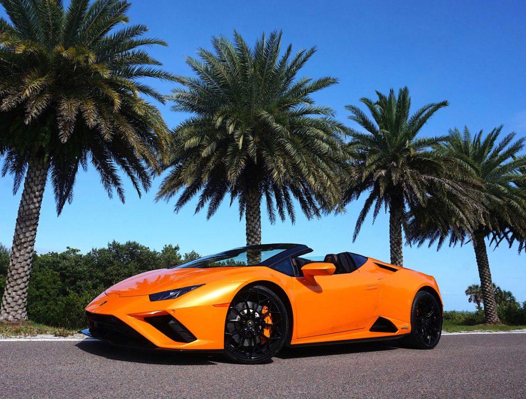 Wheel World PBI_NI_FLI Lamborghini Huracán EVO Spyder 1