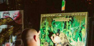 Artist KS - Live Painting 2