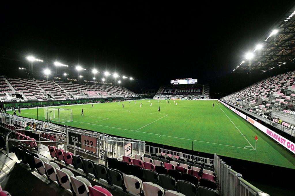 DRV PNK Stadium Photo by Jasen Vinlove-USA TODAY Sports