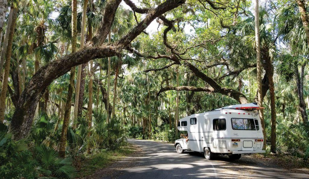 Florida RV Camping, Photo by HoneyTrek.com/Visit Florida