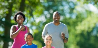 Salvation Army of Broward County, Kettle Krush, family running