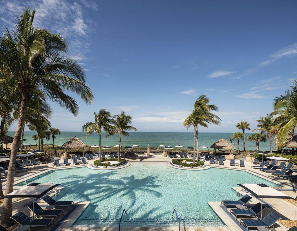 The Ritz-Carlton, Sarasota Beach Club Pool