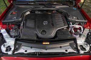 2021 Merc E450 4Matic All-Terrain engine