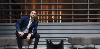 FLI Men of Style, Rino Cerbone, Photography by STEVEN MARTINE