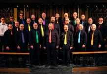 Photo courtesy of the Fort Lauderdale Gay Men's Chorus
