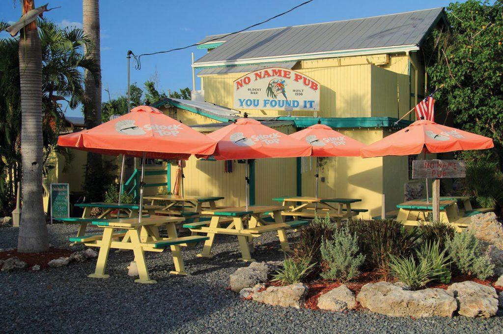 No Name Pub in Big Pine Key