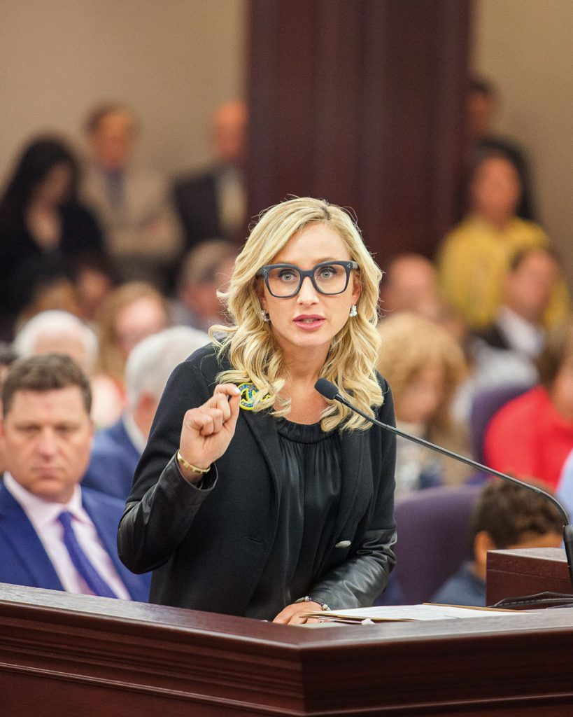 State Senator Lauren Book