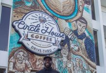 Stephen Tulloch, founder of Circle House Coffee