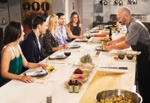 Enjoy unique offerings at a Taste Dinner Series curated by chef Chris Miracolo